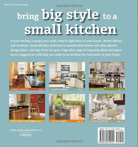 Better homes and gardens small kitchen solutions lifestyle e guide allo stile panorama auto Better homes and gardens lifestyle