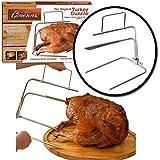 Turkey Roaster - The Original Upside Down Turkey Dunrite Stainless Steel Cooker