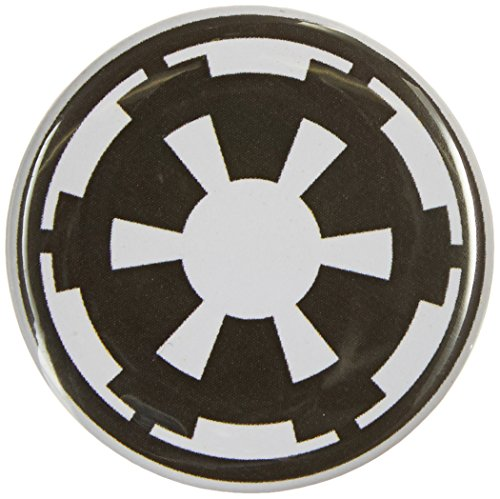 C&D Visionary Star Wars Exhaust Port 1.25 Inch Button, (6-Piece)