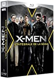 X-men, l'Intgrale  -  Coffret 5 Blu-ray (inclu X-Men : Le commencement) [Blu-ray]