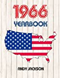 1966 U.S. Yearbook: Interesting original book full of facts and figures from 1966 - Unique birthday gift or anniversary present idea!