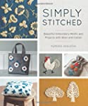 Simply Stitched: Beautiful Embroidery...