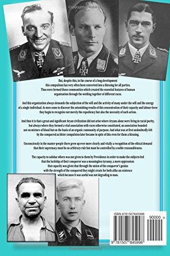 Warwolves of the Iron Cross: Black Wolf, White Reich: Nation & Race: Volume 9 (Wehrwolf)