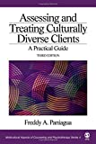 img - for Assessing and Treating Culturally Diverse Clients: A Practical Guide, 3rd Edition (Multicultural Aspects of Counseling and Psychotherapy) book / textbook / text book