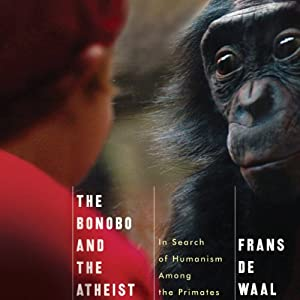 The Bonobo and the Atheist Hörbuch