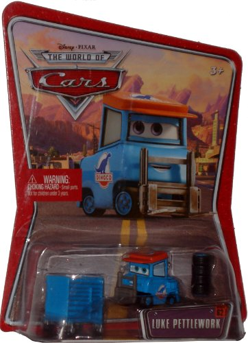 Disney Pixar Cars The World of Cars Luke Pettlework #62