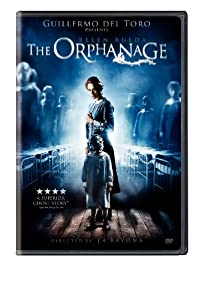 """Cover of """"The Orphanage"""""""