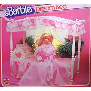 Girls pink canopy bed Dolls - Compare Prices, Read Reviews and Buy