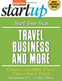 img - for Start Your Own Travel Business and More (Start Your Own Travel Business & More) by Entrepreneur Press (2007-09-01) book / textbook / text book