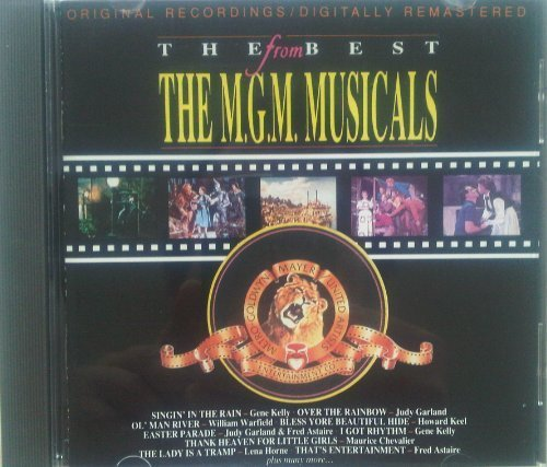 the-best-from-the-mgm-musicals
