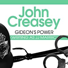 Gideon's Power: Gideon of Scotland Yard, Book 15 Audiobook by John Creasey Narrated by Gordon Griffin