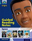 img - for Project X Origins: Dark Blue Book Band, Oxford Level 16: Space: Guided reading notes by Gillian Howell (2014-09-25) book / textbook / text book