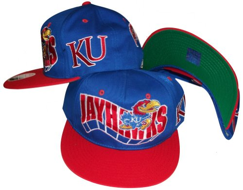 Kansas Jayhawks Cap