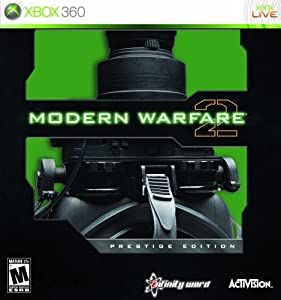Call of Duty: Modern Warfare 2 Prestige Edition -Xbox 360