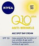 NIVEA Q10 Plus Anti-Wrinkle Age Spot Day Cream SPF 30 - 50 ml