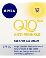 NIVEA Q10 Plus Anti-Wrinkle Age Spot Day Cream SPF 30 - 50 ml