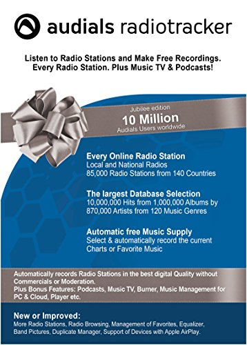 Audials Radiotracker 12 [Download]