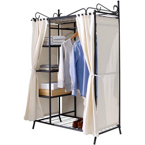 liamare kleiderschrank breezy mit baumwollbezug badschrank. Black Bedroom Furniture Sets. Home Design Ideas