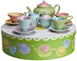 Rosanna Tea For Me Too, Gift-boxed Childrens Tea Set, Service for 4