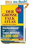 Der Gro�e Falk Atlas 2007/2008: Deuts...