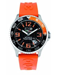 3H Men's 441AN Oceandiver Stainless Steel Automatic Interchangeable Band Watch