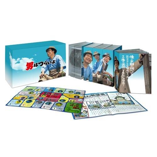男はつらいよ DVDBOX 【廉価版DVD-BOX】 49枚セット