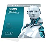 Eset NOD32 Antivirus 2015 - 3 PCs - 1 Year - Eco-friendly packaging (PC)