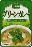 ハチ食品 グリーンカレー 180g (5入り)