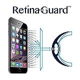 RetinaGuard iPhone6/6s ブルーライト90%カット保護フィルム