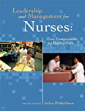 img - for By Anita Finkelman MSN RN Leadership and Management for Nurses: Core Competencies for Quality Care (2nd Edition) book / textbook / text book