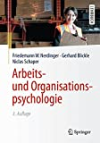 Image de Arbeits- und Organisationspsychologie (Springer-Lehrbuch)