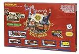 Bachmann Trains Walt Disney's Carolwood Pacific Railroad Ready-to-Run HO Train Set