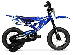 "Moto 12"" Child's BMX Bike-Yamaha-WMA-111201"