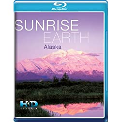 Sunrise Earth Alaska [Blu-ray]
