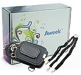Aweek® Universal Radio Walkie Talkie Case Pouch Bag for Two Way Radio Motorola Kenwood PuXing QuanSheng TG-UV2 TG-K4AT Baofeng UV-5R UV-5RE Plus UV-82 GT-3