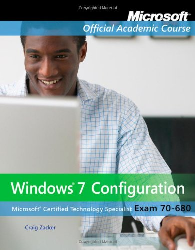 Exam 70-680: Windows 7 Configuration (Windows 7 Certification compare prices)