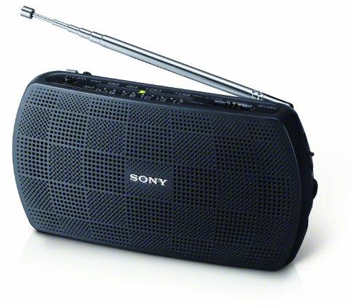 sony-srf-18-portable-am-fm-stereo-speaker-with-built-in-amplifier