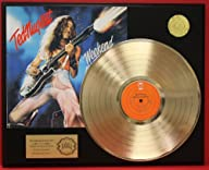 "TED NUGENT ""WEEKEND WARRIOR"" large16 x 20 Gold Record Award quality display limited…"