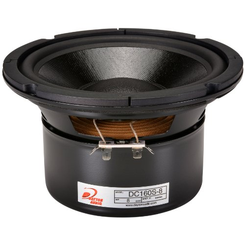 "Dayton Audio Dc160S-8 6-1/2"" Classic Shielded Woofer"