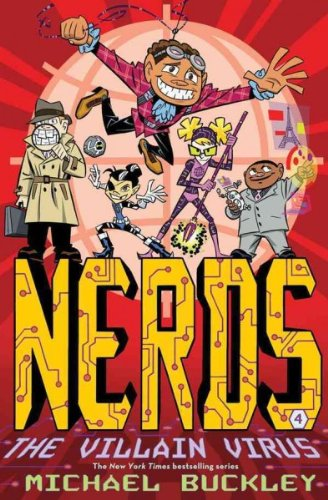 The Villain Virus (Nerds National Espionage Rescue And Defense Society)