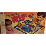 Mouse Trap Board Game by Milton Bradley 1986