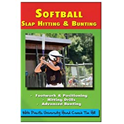 Winning Softball Coaching Techniques - Slap Hitting & Bunting