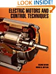 Electric Motors and Control Techniques