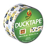 Duck Brand 281973 Despicable Me Printed Duct Tape, 1.88 Inches x 10 Yards, Single Roll