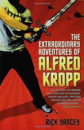 The Extraordinary Adventures of Alfred Kropp (Alfred Kropp Adventures)