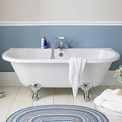 freistehende badewanne oder einbaubadewanne die freistehende. Black Bedroom Furniture Sets. Home Design Ideas