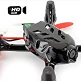 Hubsan-H107C-X4-Pro-Quadcopter-Drone-480P-RotSchwarz