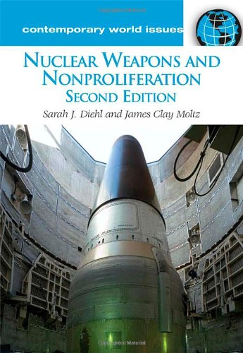 Nuclear Weapons and Nonproliferation: A Reference Handbook (Contemporary World Issues)