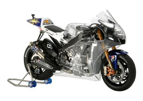1/12 Motorcycle Series No.128 full view Yamaha YZR-M1