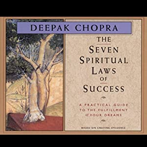 The Seven Spiritual Laws of Success Audiobook